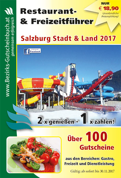 Bezirks- Gutscheinbuch 2017