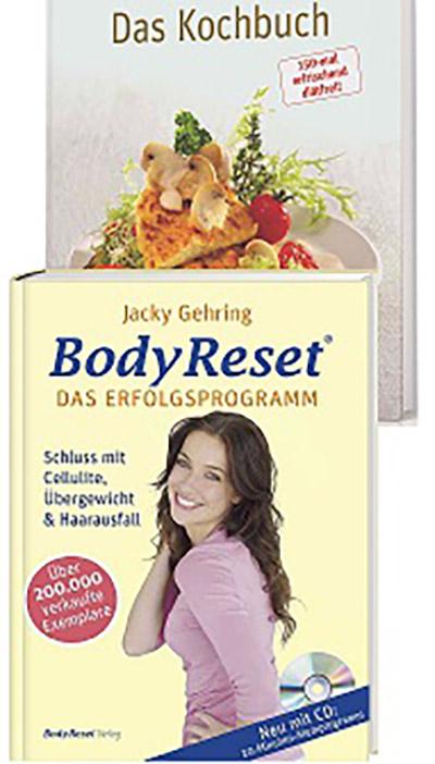 DUO BodyReset Erfolgsprogramm + Kochbuch mit 25% Rabatt!