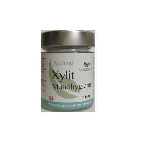 SANA DULCIS Mundhygiene + Kariesprophylaxe NEU 110 g (alt 80 g)
