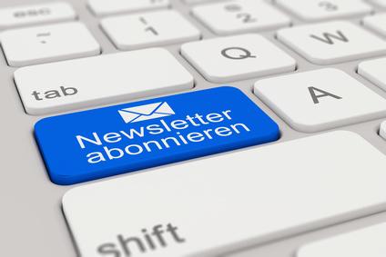 Newsletter Gesundheitsberatung & Ernährungsberatung