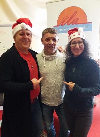 ila & faireint mit Herz - Weihnachtgrüße 2017