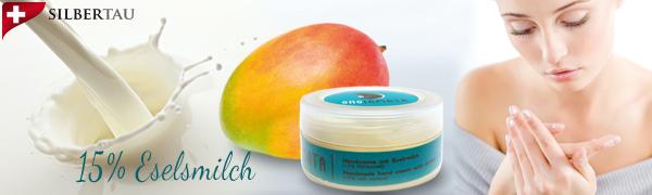 Hautpflegemittel für trockene, raue und rissige Hände