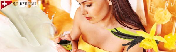 Anti Falten Creme aus Eselsmilch mit Vanilleduft