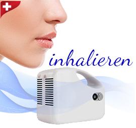 Vernebelungs-Inhalator Fitconn Compressor Nebulizer ComNeb69010